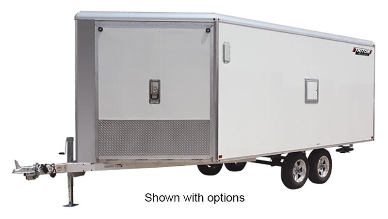 2021 Triton Trailers PR-208 in Saint Helen, Michigan