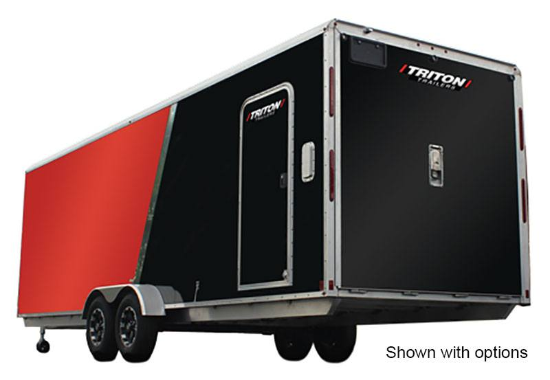 2021 Triton Trailers PR-247 in Three Lakes, Wisconsin