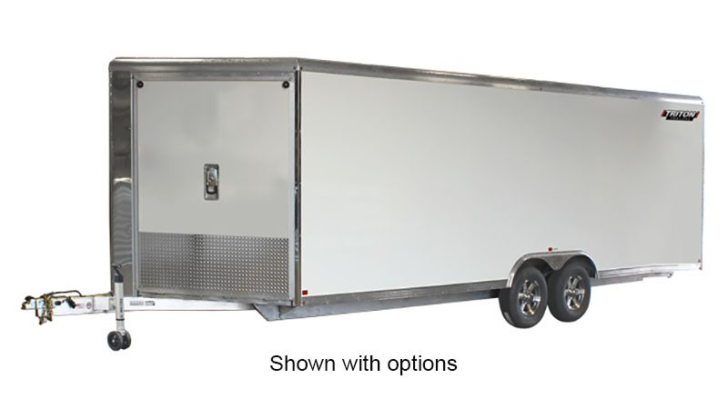 2021 Triton Trailers PR-HD 20 in Olean, New York