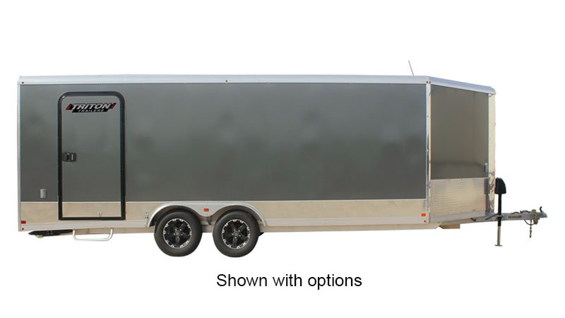 2021 Triton Trailers PR-HD 24 in Three Lakes, Wisconsin