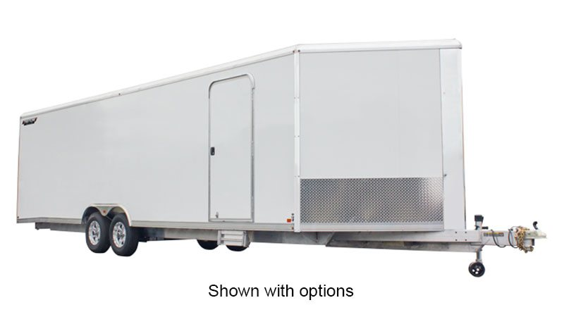 2021 Triton Trailers PR-HD 28 in Evansville, Indiana