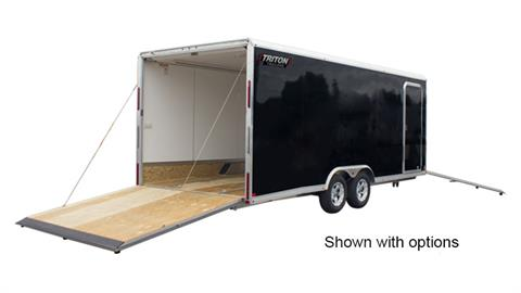 2021 Triton Trailers PR-LB 16 in Berlin, New Hampshire