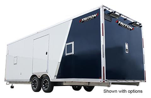 2021 Triton Trailers PR-LB 22 in Saint Helen, Michigan