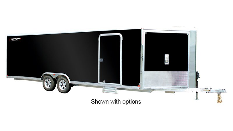 2021 Triton Trailers PR-LB 24 in Sterling, Illinois