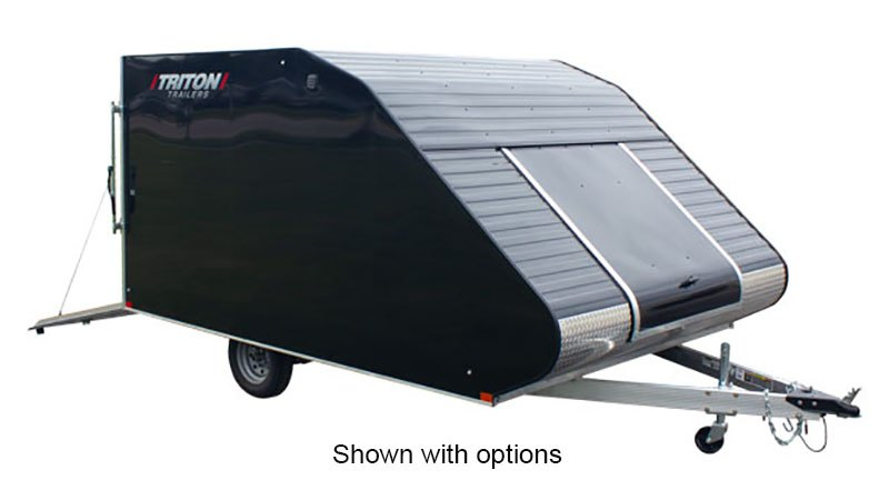 2021 Triton Trailers TC 118-LR in Lebanon, Maine