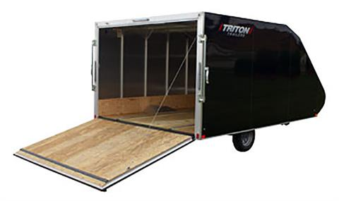 2021 Triton Trailers TC 128-LR in Berlin, New Hampshire