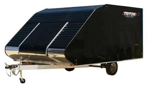 2021 Triton Trailers TC 118 in Lebanon, Maine