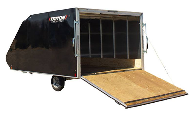 2021 Triton Trailers TC 128 in Acampo, California - Photo 3