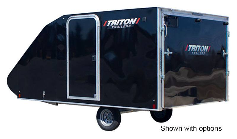 2021 Triton Trailers TC 128 in Saint Helen, Michigan - Photo 1