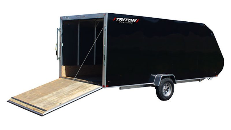 2021 Triton Trailers TC 167 in Olean, New York - Photo 2