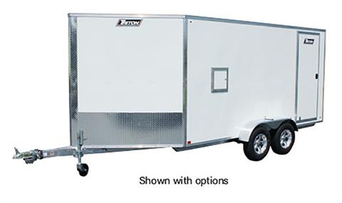 2021 Triton Trailers XT-147 in Berlin, New Hampshire