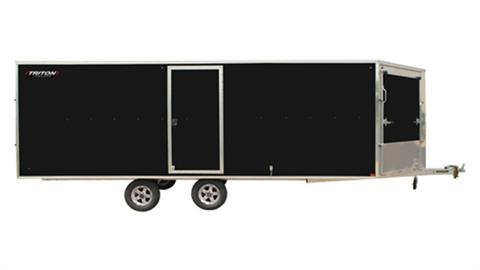 2021 Triton Trailers XT-168 in Deerwood, Minnesota