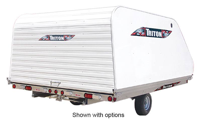 2021 Triton Trailers 2KF-12 in Acampo, California - Photo 2