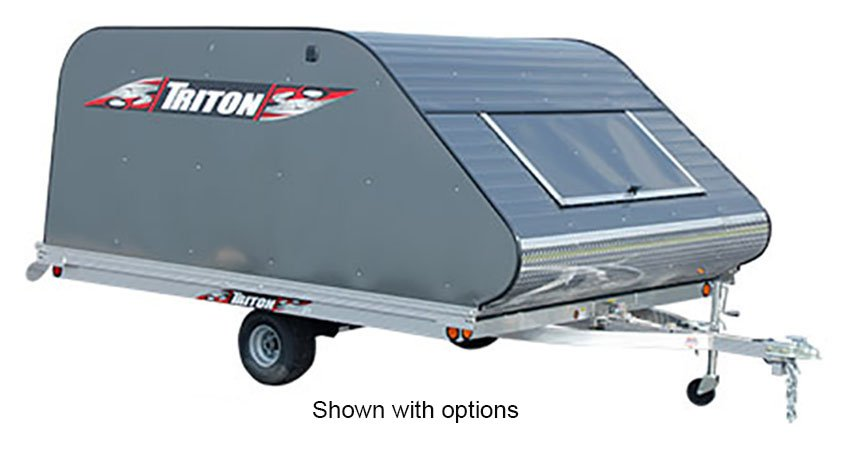 2021 Triton Trailers 2KF-12 in Acampo, California - Photo 1