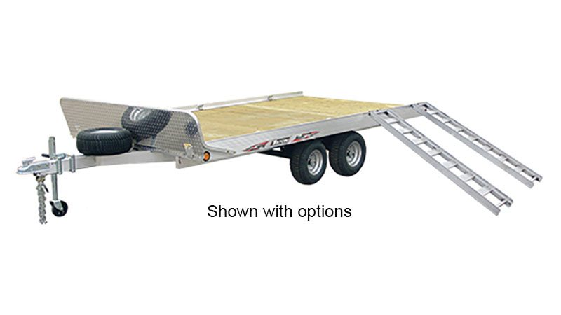 2021 Triton Trailers ATV 128-2-TR in Portersville, Pennsylvania