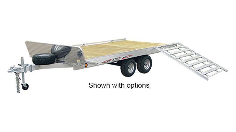 2021 Triton Trailers ATV 128-2 in Montrose, Pennsylvania