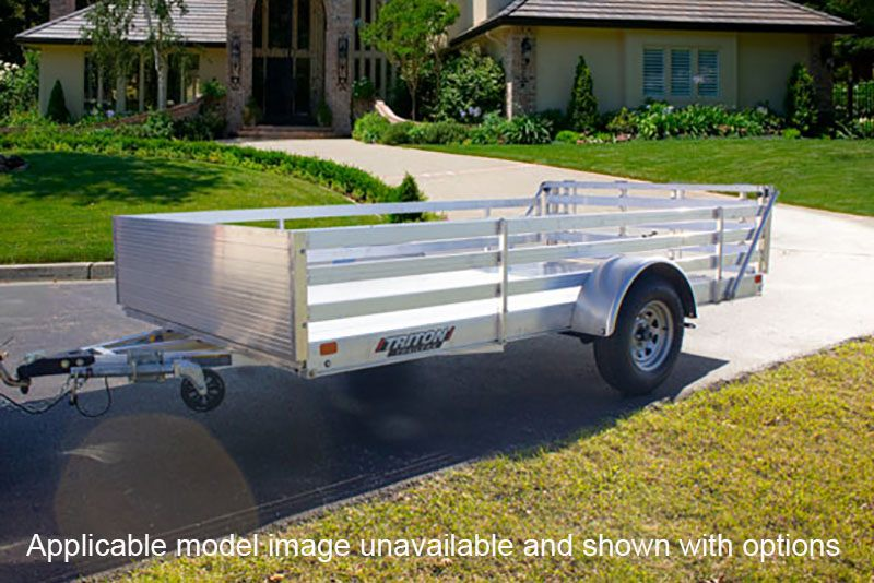 2021 Triton Trailers FIT 1281-P in Lake City, Colorado