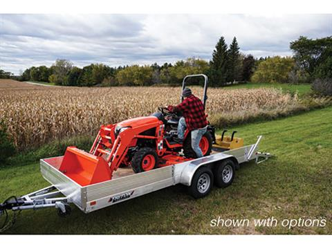 2021 Triton Trailers FIT 1681-2-P in Lebanon, Maine - Photo 2