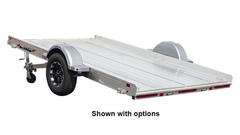 2021 Triton Trailers TILT 1482 in Harrison, Michigan