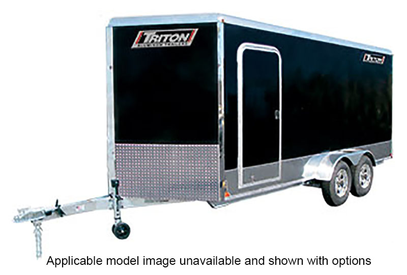 2021 Triton Trailers CT-127-2 in Saint Helen, Michigan
