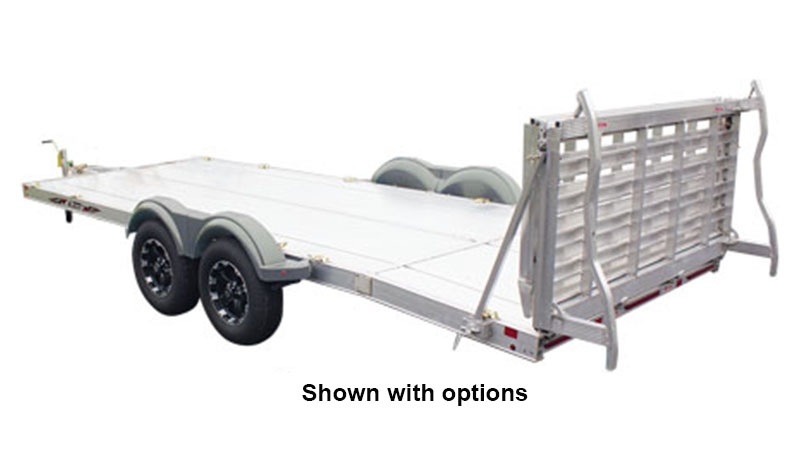 2021 Triton Trailers AUX 2082-SPORT in Lake City, Colorado