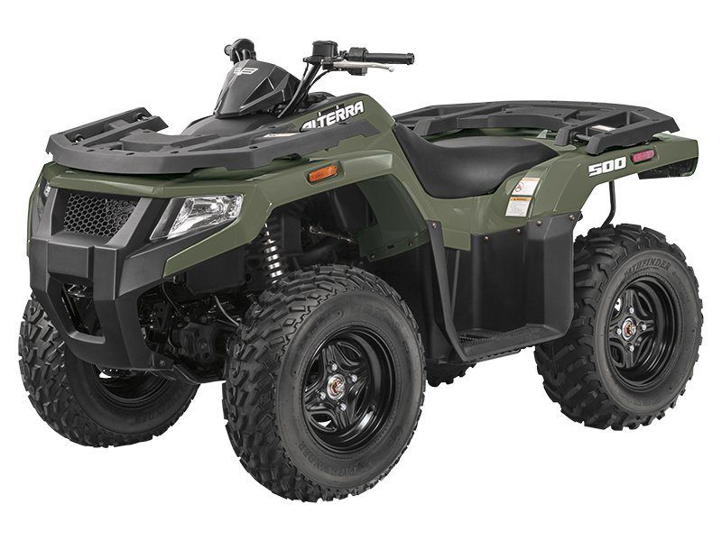 2018 Textron Off Road Alterra 500 in Gaylord, Michigan
