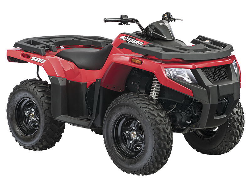 2018 Textron Off Road Alterra 500 in Elma, New York