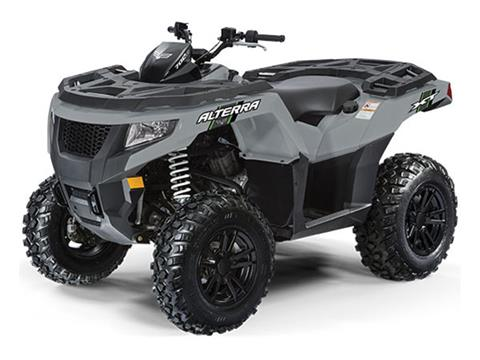 2018 Textron Off Road Alterra 700 XT EPS in Lebanon, Maine