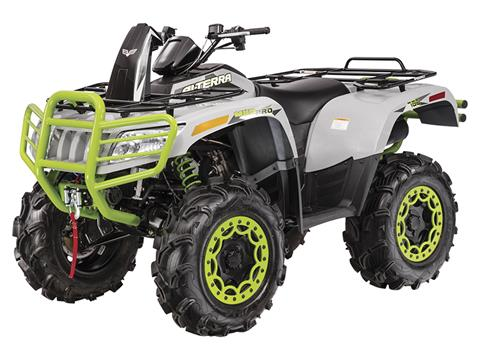 2018 Textron Off Road Alterra MudPro 700 LTD in Saint Helen, Michigan