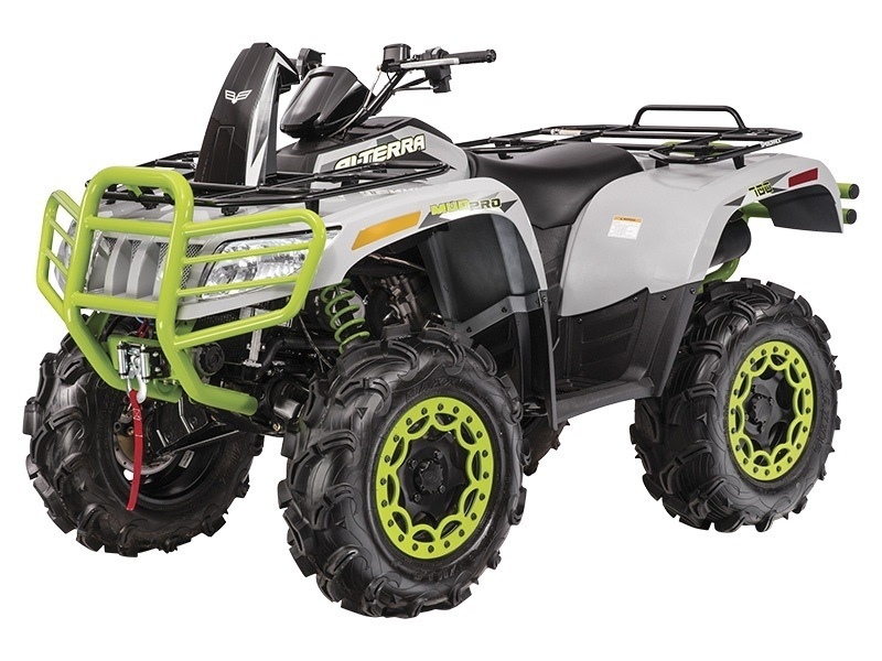 2018 Textron Off Road Alterra MudPro 700 LTD in Otsego, Minnesota