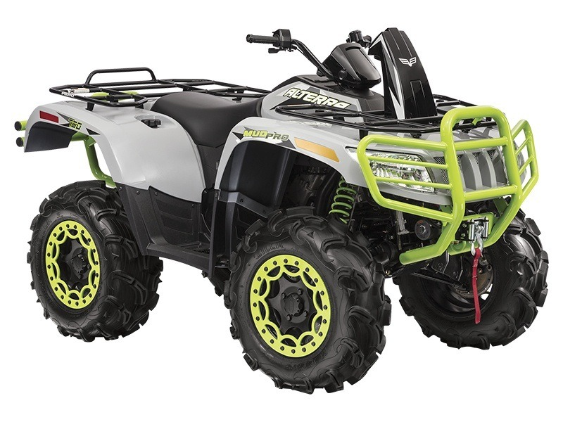 2018 Textron Off Road Alterra MudPro 700 LTD in Smithfield, Virginia - Photo 2