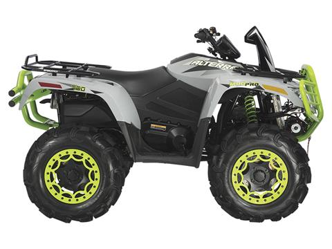 2018 Textron Off Road Alterra MudPro 700 LTD in Gaylord, Michigan