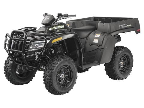 2018 Textron Off Road Alterra TBX 700 in Otsego, Minnesota