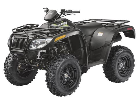 2018 Textron Off Road Alterra VLX 700 EPS in Jesup, Georgia