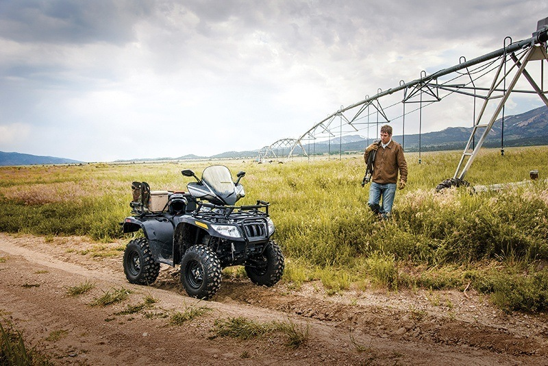 2018 Textron Off Road Alterra VLX 700 EPS in Tully, New York - Photo 8