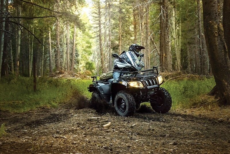 2018 Textron Off Road Alterra VLX 700 EPS in Marlboro, New York - Photo 12
