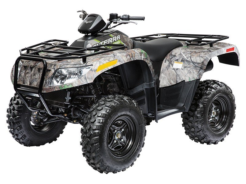 2018 Textron Off Road Alterra VLX 700 EPS in Evansville, Indiana