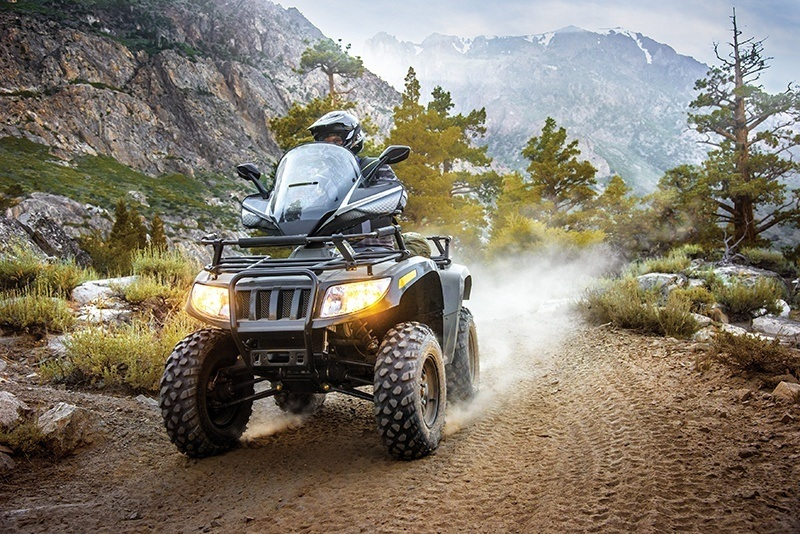 2018 Textron Off Road Alterra VLX 700 EPS in La Marque, Texas - Photo 7