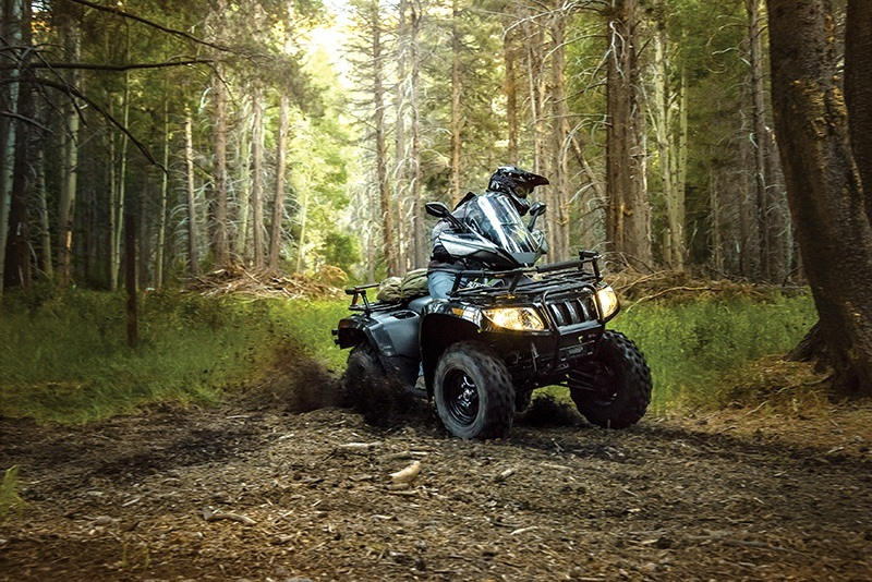 2018 Textron Off Road Alterra VLX 700 EPS in Marlboro, New York - Photo 8