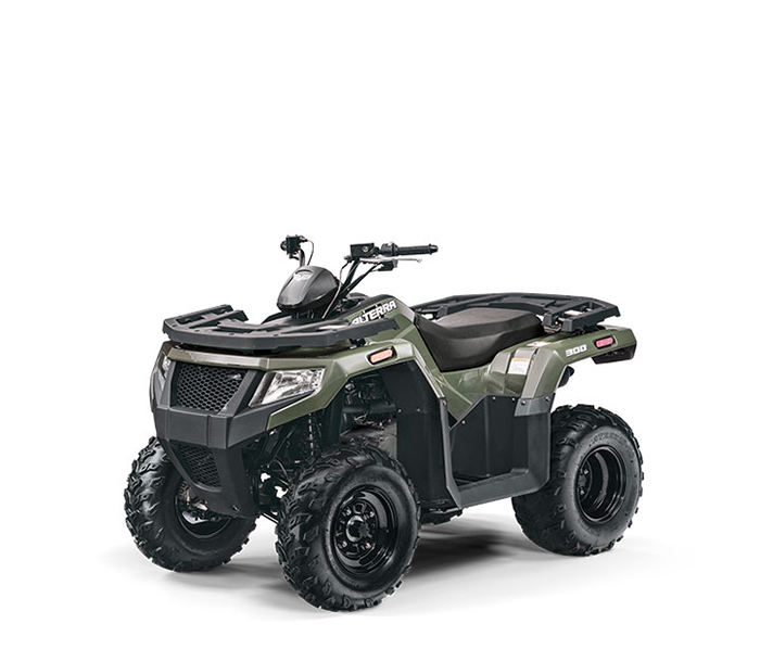2018 Textron Off Road Alterra 300 in Evansville, Indiana