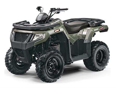 2018 Textron Off Road Alterra 300 in Smithfield, Virginia