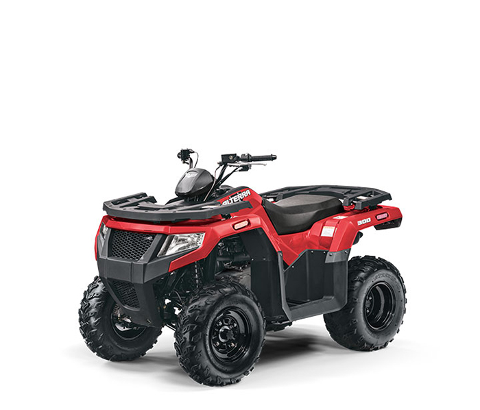 2018 Textron Off Road Alterra 300 in Elma, New York