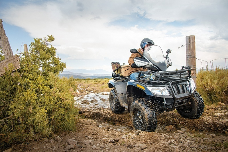 2018 Textron Off Road Alterra VLX 700 in Deer Park, Washington