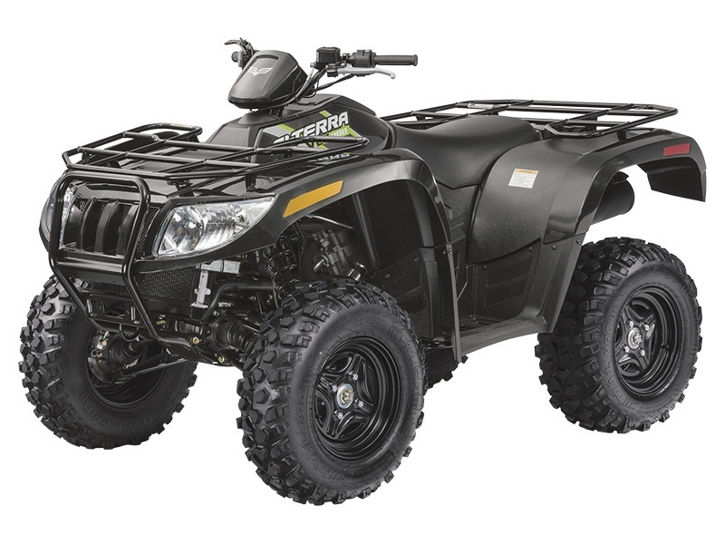 2018 Textron Off Road Alterra VLX 700 in Harrisburg, Illinois