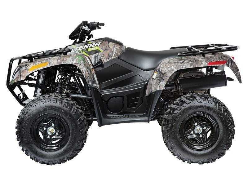 2018 Textron Off Road Alterra VLX 700 in Tully, New York - Photo 2
