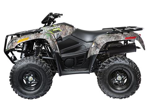 2018 Textron Off Road Alterra VLX 700 in Ebensburg, Pennsylvania