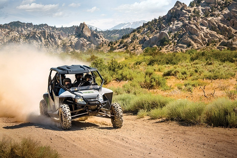 2018 Textron Off Road Wildcat 4X LTD in Gaylord, Michigan