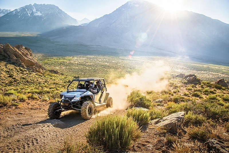 2018 Textron Off Road Wildcat 4X LTD in Gresham, Oregon