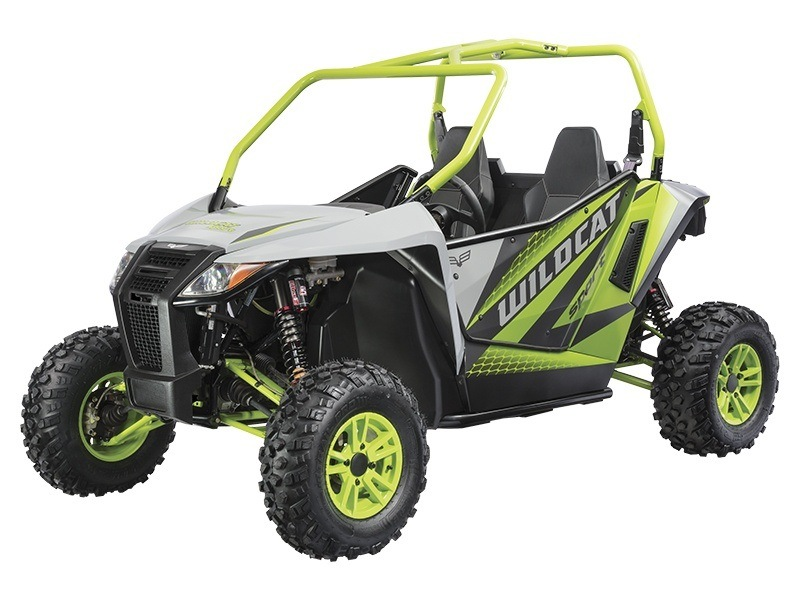 2018 Arctic Cat Wildcat Sport LTD in Francis Creek, Wisconsin - Photo 1