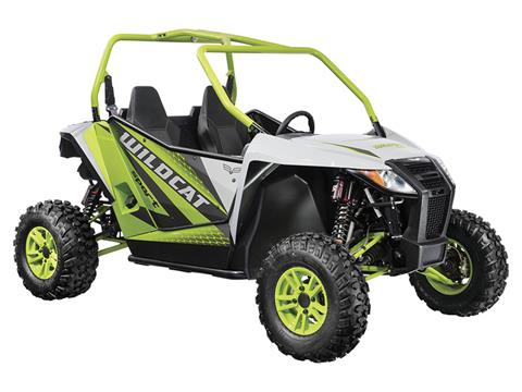 2018 Arctic Cat Wildcat Sport LTD in Francis Creek, Wisconsin - Photo 2